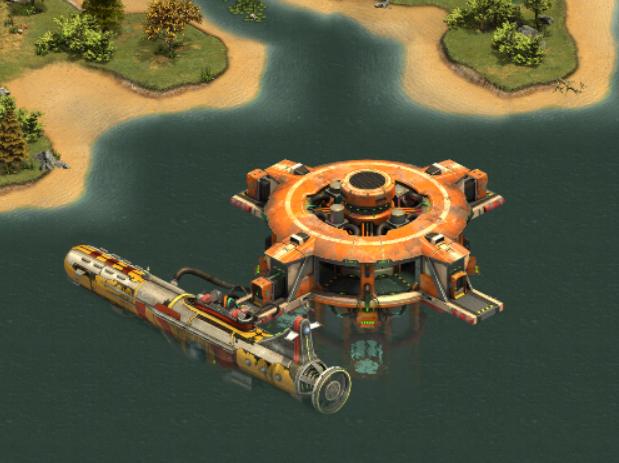 Oceanic Terminal Base Med