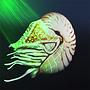 Nautilus-Nachbildung