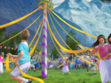 2017 May Day Festival Event