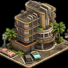 Przykład budynku mieszkalnego <a class=
