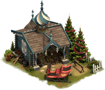 Sleigh Builder Forge Of Empires Wiki Fandom Powered By Wikia