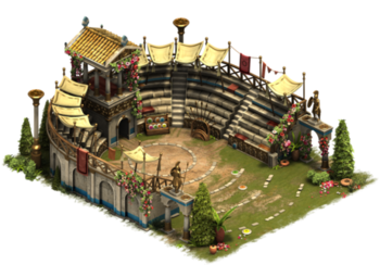 Arena Of Victors Forge Of Empires Wiki Fandom Powered By Wikia
