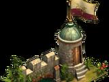 Trader Guard Post