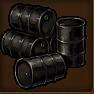 Ölraffinerie - 1-T-Produktion