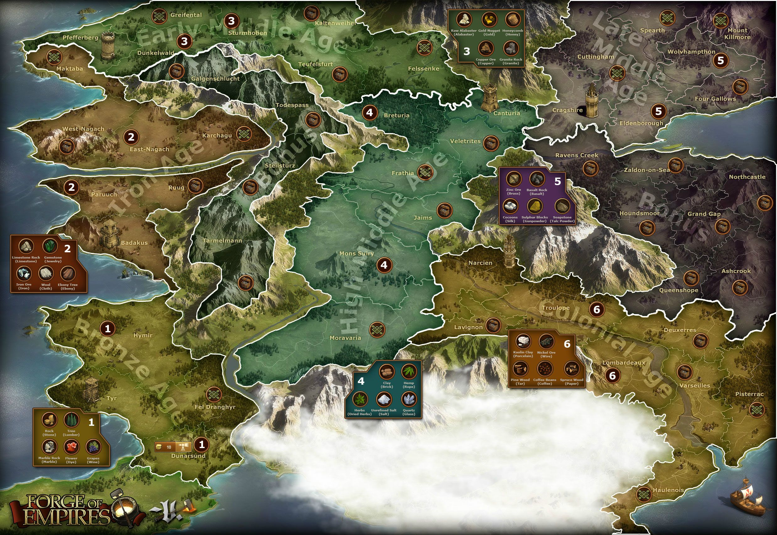 Image bronze to colonial age map hrg forge of empires wiki bronze to colonial age map hrg gumiabroncs Image collections