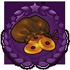 Achievement example purple