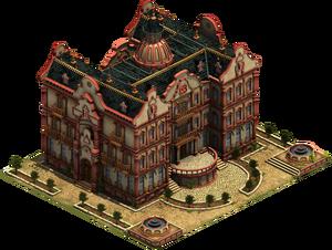 Stadshus (Kolonialålder)