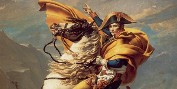 Napoleon banner