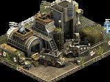 Mechanisierte-Infanterie-Baracke