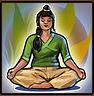 Symbolbild Forschung - Stressbewältigung
