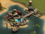 Hafen zur Arktis