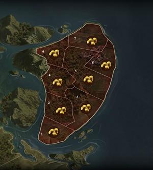 Karte Torrinhos (Ausschnitt)