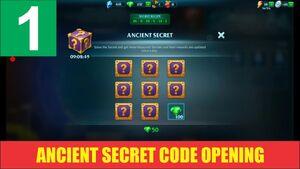 AncientSecret