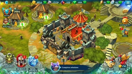 Castle level 12