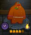 Warlike Cookie