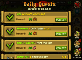 Fog daily quests2