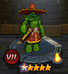 Mexican SpikeshooterVII