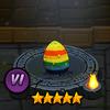 Радужное яйцо малое