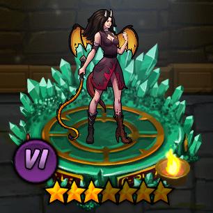 Лилит первая демонесса