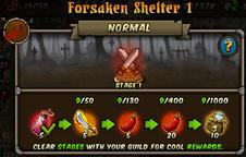 Forsaken Shelter
