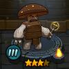Warlike Mushroom