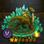 Зелёный дракончик
