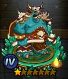 Tguarg, Strange Blue Troll