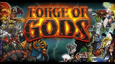 Forge of God - Video Contest