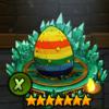 Радужное яйцо