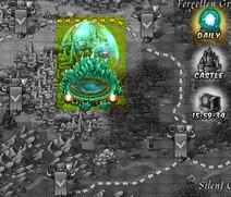 Fog daily map