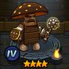 Predatory Mushroom Leader