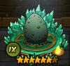 Snake Warrior EggIX