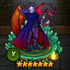 Кровавый Дракула, предвестник