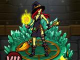 Моргана, ведьма чёрнолесья