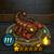 Янтарный скорпион