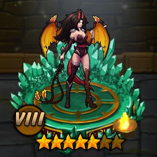 Падшая Лилит мать демонов