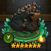 Чёрная жаба