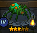 Angry Entangle Spider