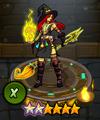 Morgan, The Witch DarkshireX