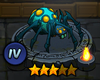Angry Oxidizing Spider