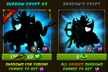 Fog shadow crypt