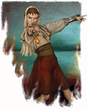 Incantatrix - Raven Mimura