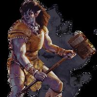 Half Orc Forgotten Realms Wiki Fandom
