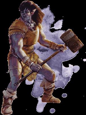 Half-orc | Forgotten Realms Wiki | FANDOM powered by Wikia