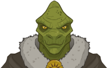 Portrait Dragonbait
