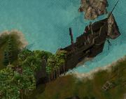 Baldurans ship