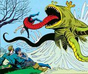 Froghemoth - comic