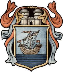Baldur's gate coat of arms-5e