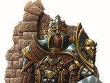 Gold dwarf