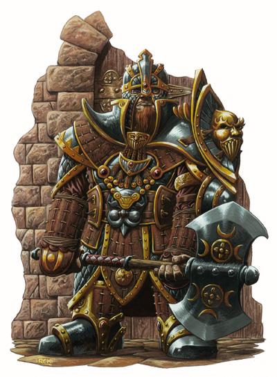 Gold dwarf | Forgotten Realms Wiki | FANDOM powered by Wikia